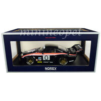 NOREV 187437 PORSCHE 935 #0 WINNER DAYTONA 24H 1979 1/18 DIECAST CAR BLACK