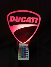 Lampe LED logo ducati