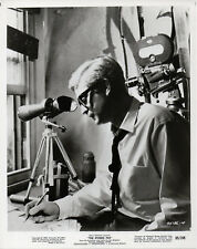 IPCRESS FILE 1965 MICHAEL CAINE Cine Camera Binoculars SPIES 10x8 STILL