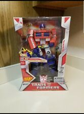 2006 Hasbro Transformers MP-01 Masterpiece Optimus Prime SEALED DVD Version 20th
