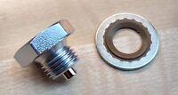 for Mopar Magnetic Oil Pan Drain Plug Dodge Plym B-Body Coronet Charger 440 340+