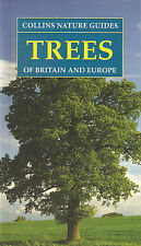 AAS NATURE BOOK COLLINS POCKET GUIDE TO TREES OF BRITAIN & EUROPE pbk BARGAIN