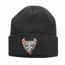 Vintage XFL San Francisco Demons Embroidered Cuffed Beanie Hat Cap 49ers New