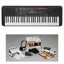 Yamaha PSRE263 61-key Portable Keyboard in Black