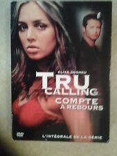 23155//TRU CALLING L'INTEGRALE SAISON 1 + 2  26 EPISODES COFFRET 8 DVD EN TBE