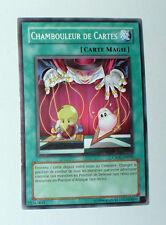 CARTE YU GI OH VERSION FRANCAISE CHAMBOULEUR DE CARTES CSOC-FR045