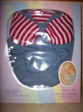 DOLL CLOTHES FOR SWEET AND INNOCENT CUDDLE ME BABIES HERITAGE MINT 20'' '