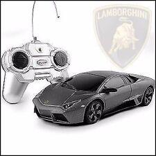 """R/C car 7"""" 1:24 Lamborghini Reventon Grey"""