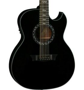 Dean Exhibition12 String Thin Body Acoustic Electric Guitar - Free Shipping!