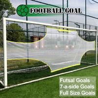 Precision Training Football Soccer Target Practice Training Shot Goal Net Pro !
