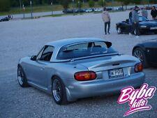 Hardtop Roof Spoiler fit to Mazda MX5 NA NB hard top miata !!!! Black !!!!!!