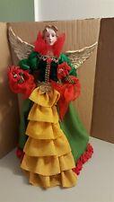 "The Bombay Company 16"" Angel Tree Topper Christmas Ornament Bbss0266 Nib"