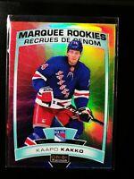Kaapo Kakko 2019 O-Pee-Chee Platinum Marquee Rookies Rainbow Color Wheel Rookie
