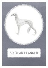 Saluki Dog Show Judging Planner by Curiosity Crafts 2019-2024