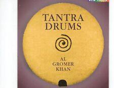CD AL GROMER KHANtantra drumsNEAR MINT (R0250)