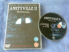 AMITYVILLE II : The Possession (2004 DVD of 1982 Demonic Horror House Sequel)