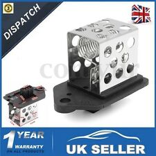 RADIATOR FAN MOTOR RELAY RESISTOR FOR CITROEN/PEUGEOT 206 307 406 #1267E3 -UK