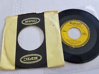 "THE FOUR COINS - Follow Your Heart / A Broken Promise 1957 EPIC Pop Vocal 7"""