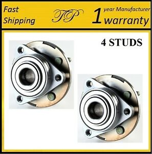 FRONT Wheel Hub Bearing Assembly For 05-06 PONTIAC PURSUIT (NON-ABS;Canada) PAIR