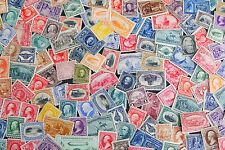 ☆ $200+ Catalog Value EARLY US Mint Unused Stamps from Old Collection MH MNH MNG