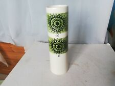 Vintage 1960s F & A Stocker porcelain vase French Fred & Andree continental 24cm