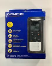 Olympus VN-8000PC 1GB Digital Voice Recorder w/ LCD Display & PC Connection