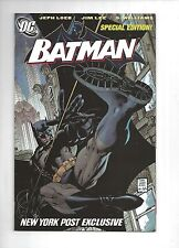 BATMAN #608 regular & NY Post Edition & After Watchmen 2009 SPECIAL EDITION NM-
