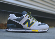 2014 New Balance 574 '90s Outdoor' Grey / Yellow / Navy - Size 13 US NB Rare