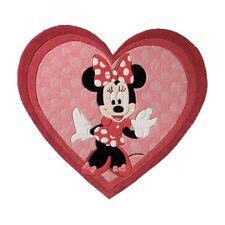 Tappeto cameretta Il mio cuore dolcissimo ABC Italia cm 150x170 wdM 525 Minnie