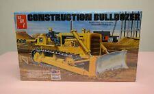 AMT Construction Bulldozer 1/25 Tractor Plastic Model Kit New