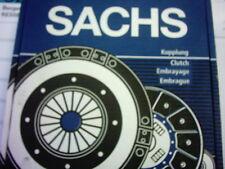 Sachs Embrague BMW 3er E30 / 5er E34 y Z1 Placa de Presión, Disco Y