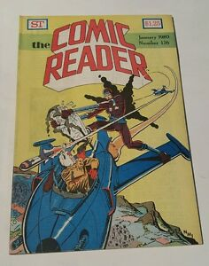 St the comic reader # 176 , machine man