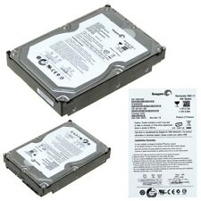"SEAGATE ST3640323AS 640GB 3.5"" SATA II 7.2K 32MB"
