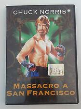 Massacro a San Francisco Chuck Norris DVD