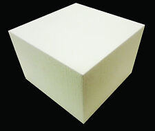 "Styrofoam Block 12"" x 12"" x 8"" EPS Polystyrene Craft Hotwire Foam"