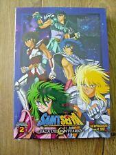 Saint Seiya Los Caballeros del Zodiaco - Saga del Santuario Box 2 - Nuevo - DVD