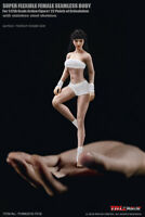 TBLeague Little Girl 1/12th Suntan Body 6'' Female Doll Model Toys PHMB2018-T01B