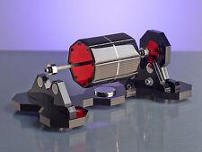 8-flächiger Mendocino Motor Mendocinomotor Solarmotor Magnetlagerung  Klose GbR