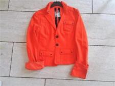 Marc Cain Blazer N2 36 Warmes Orange