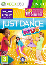 JUST DANCE ENFANTS ~ XBOX 360 KINECT JEU ( en super condition)