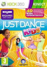 Just Dance Kids ~ Xbox 360 Kinect Juego (en Perfectas Condiciones)