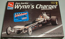 Don Garlits WYNN'S CHARGER Hemi Dragster 1/25 Plastic Model Kit NEW Sealed 1994