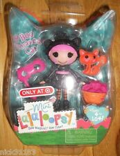 Lalaloopsy Mini Boo Scaredy Cat Target Exclusive Halloween 2014 Fall Doll & Pet