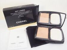 Chanel Mat Lumiere Luminous Matte Powder Makeup 30 Aurore