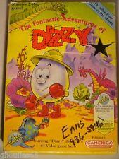 THE FANTASTIC ADVENTURES OF DIZZY NINTENDO NES DIZZY NES USA
