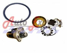 ELECTRIC STARTER KIT FITS YANMAR & CHINESE ENGINE 186 10HP L100 FITS WATER PUMP