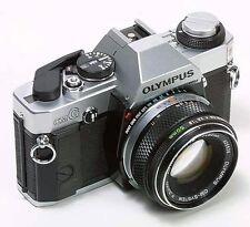 Olympus OMG Camera with Zuiko 50mm Lens-- Tested! Good Meter! Excellent