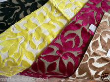 4 coupons de tissu de luxe SCRAPBOOKING 58cm x 17cm WALL STREET tissus coton