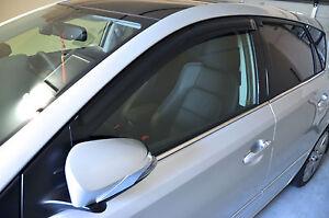 Corolla SCION iM 2016-18 window visor sun guard rain deflector vent shade shield