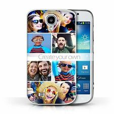 Create Your Own Custom Design Photo Personalised Case for Samsung Galaxy S4/siv